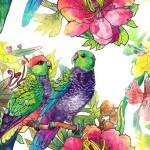 stock-photo-parrots-and-flowers-128876218