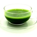 Matcha Green Tea in Teacup